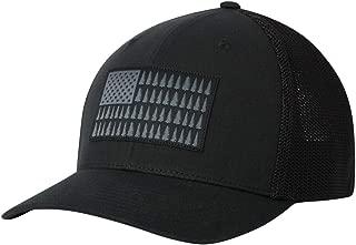 Columbia Mesh Tree Flag Ball Cap, Breathable, Adjustable