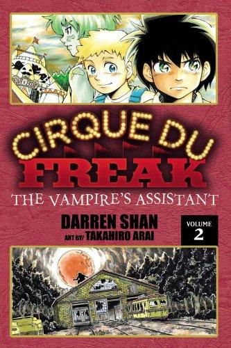 Cirque Du Freak: The Manga, Vol. 2: The Vampire s Assistant (Cirque Du Freak: The Manga, 2)