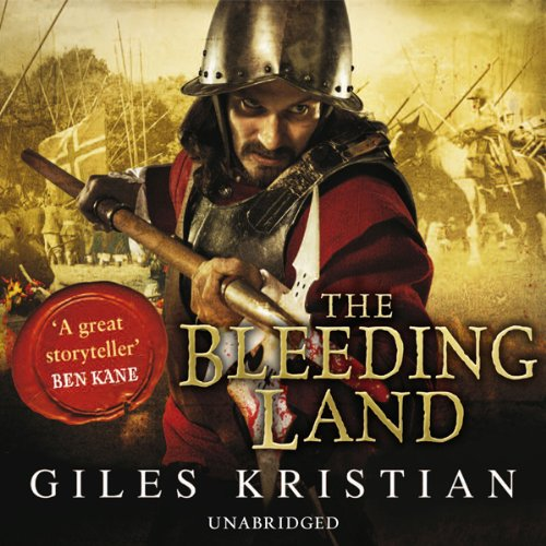 The Bleeding Land audiobook cover art