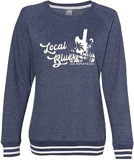 Local Blues Crew Sweatshirt (Women) - Navy