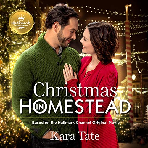 Christmas in Homestead audiobook cover art