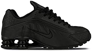 finest selection 35dfa 963c2 Nike Mens Shox R4 Sneakers New, White Silver Red BV1111-100