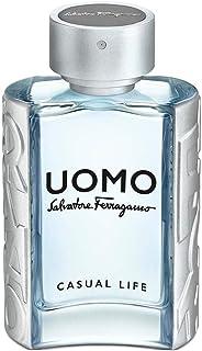 Salvatore Ferragamo Uomo Casual Life - perfume for men's Eau de Toilette 100 ml