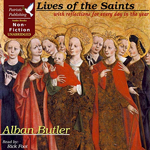 Lives of the Saints, with Reflections for Every Day in the Year Titelbild