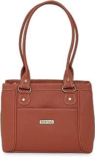 Fostelo Women's Martina Handbag (Tan)