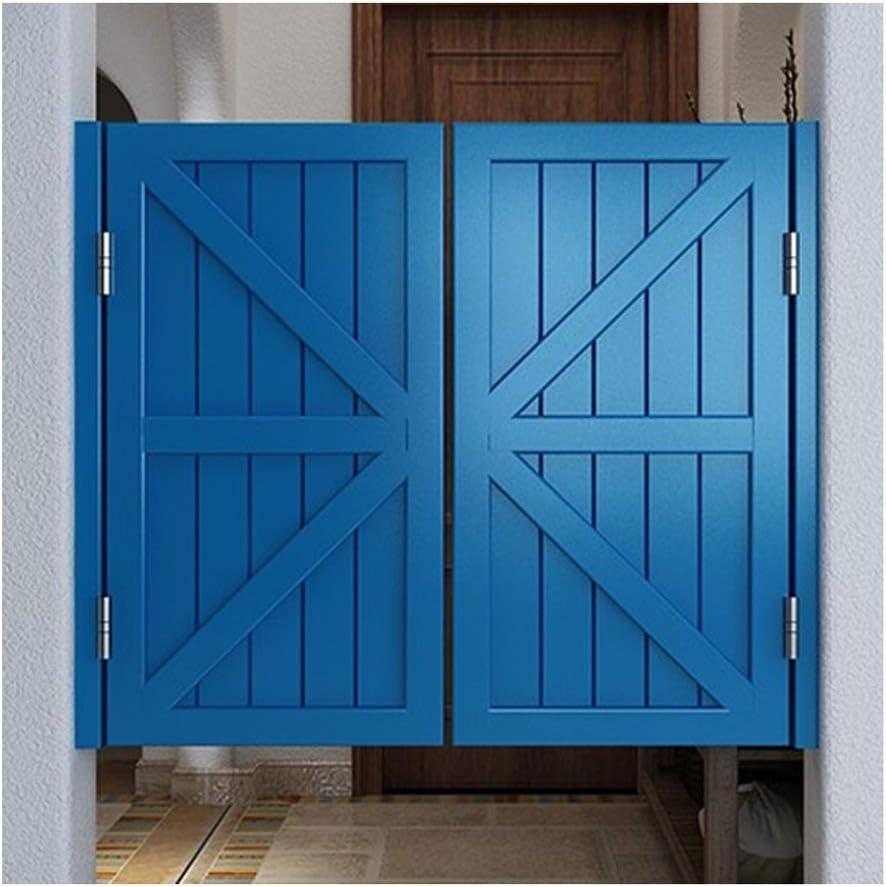 Swinging Ranking TOP20 Doors Cafe Bombing new work Wooden Fence Door Gate Shut Window Bar
