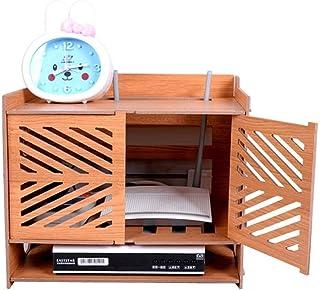 LULUDP Scatola di archiviazione Wireless Cavo di Ricarica Senza Fili Organizzatore Storage Box rastrelliera a scaffale sul...