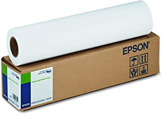 Epson S041746 Singleweight Matte Paper (17in x 131ft Roll)
