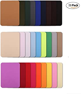 26 Pcs Colorful Iron On Patches for Clothes,patching Iron-on Patches Self-Adhesive Ironing on Jeans, Jackets and Bags, Patches Patches for Children and Adults (TYP1)