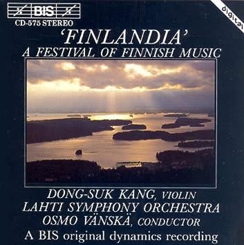 Finlandia: A Festival of Finnish Music
