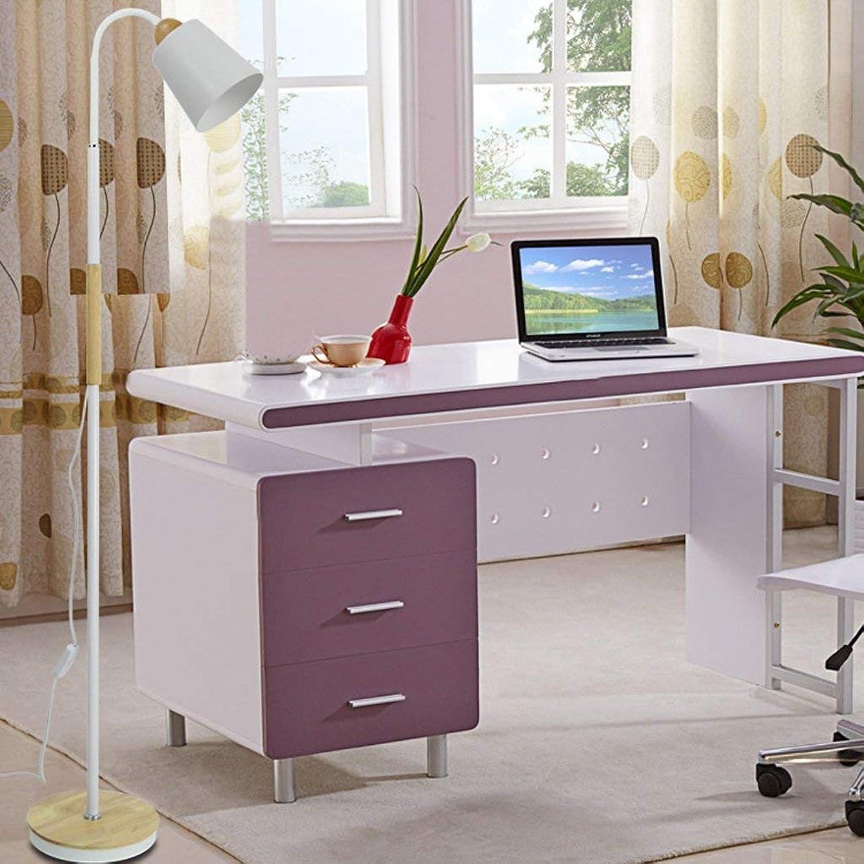 LDD Einfaches Einfaches Einfaches Schlafzimmer Wohnzimmer   Studie mit dekorativen Stehlampe, kreative amerikanische Lernen Lesen Tischlampe B07HFR758J     | Lebendige Form  e9f08e