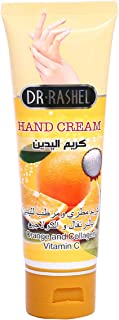 Dr. Rashel Orange and Collagen hand Cream with Vitamin C for Hands, 80 ml