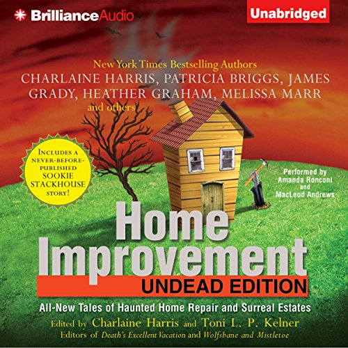 Home Improvement: Undead Edition cover art