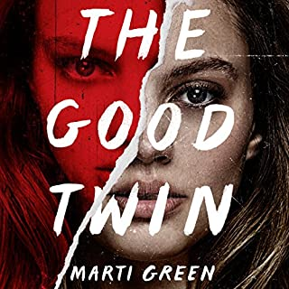 The Good Twin audiobook cover art