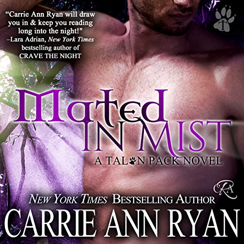 Mated in Mist audiobook cover art