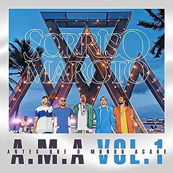 A.M.A - Vol. 1 (Ao Vivo)