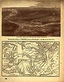1861 Karte von Virginia zwischen Washington- und