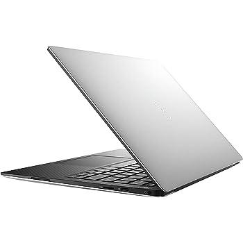 Dell XPS 13 9370 Premium 2019 13.3 inch 4K UHD IPS Touchscreen Laptop, Intel 4-Core i7-8550U 8GB RAM 128GB PCIe SSD WiFi BT 4.1 MaxxAudio Backlit Keyboard Thunderbolt Fingerprint Reader Win 10-Silver