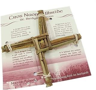 St. Brigid's Cross Small Hanging 6