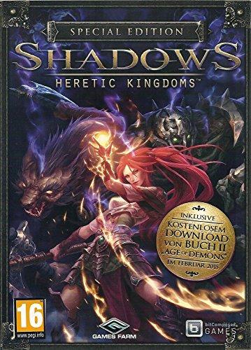 Shadows: Heretic Kingdom Special Edition [Importación alemana]