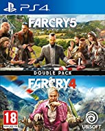 2 games in one pack from the award winning Far Cry franchise In Far Cry 5 spark the fires of resistance against a fanatic cult Carve your own path, with the freedom to go in any direction - you decide the when, the where, and the how In Far Cry 4 exp...