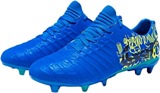 Men Athletic Outdoor/Indoor Soccer Shoes Cleats Football Boots Shoes