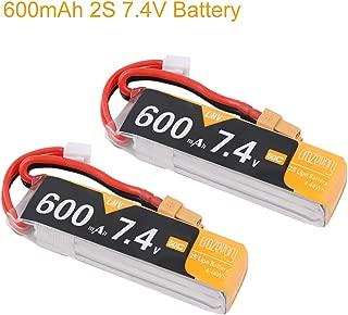 Best 2s lipo battery 6000mah Reviews