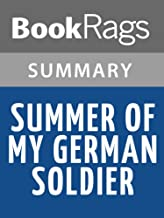 Summary & Study Guide Summer of My German Soldier by Bette Greene