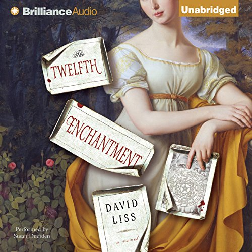 The Twelfth Enchantment audiobook cover art