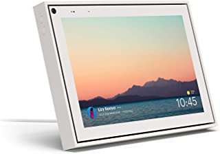 "Portal White 10"" from Facebook. Smart, Hands-Free Video Calling with Alexa Built-in [Importación inglesa]"