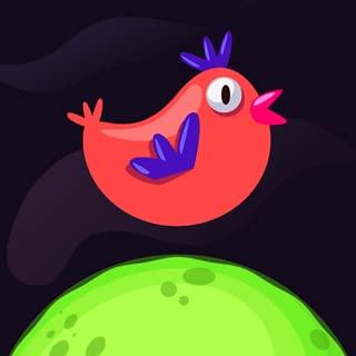 Space Chicken Jump