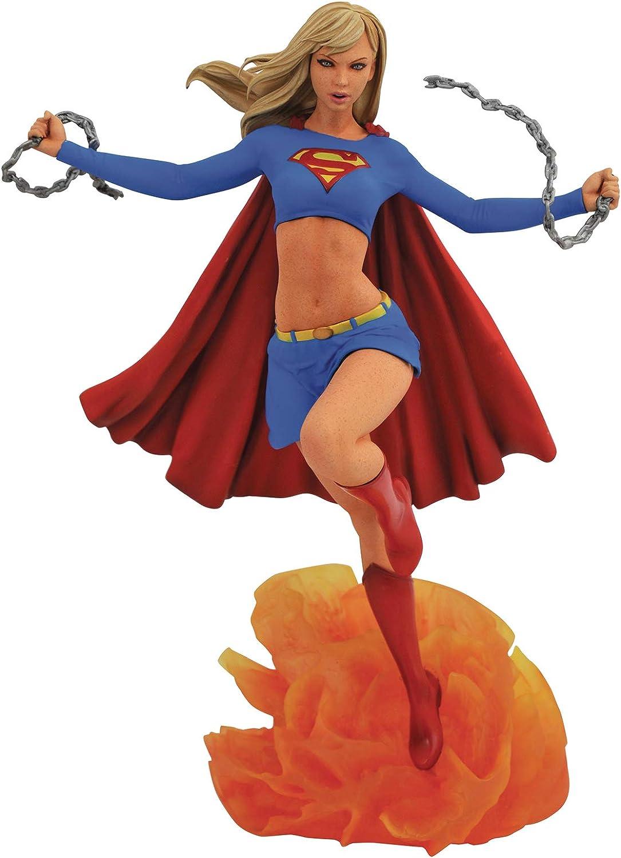 Diamond Select DC Gallery - Supergirl Comic Figur