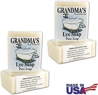 Best lye bar soap Reviews
