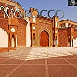 2020 Wall Calendar - Morocco Calendar, 12 x 12 Inch Monthly View, 16-Month, Includes 180 Reminder Stickers
