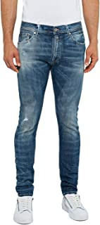 6a09747f476 Replay Men s Skinny Fit Jondrill Jeans Aged 5 Years