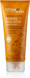 Urban Veda Soothing Body Scrub, 200 milliliters