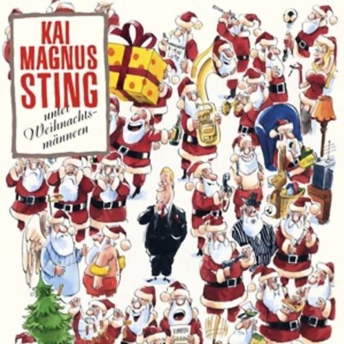 Unter Weihnachtsmännern Titelbild