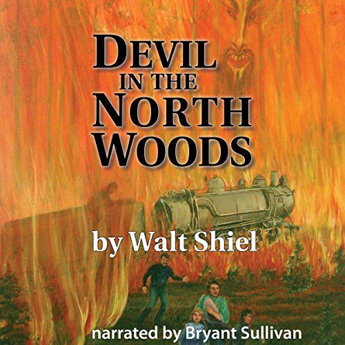 Devil in the North Woods audiobook cover art