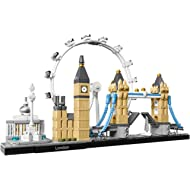 LEGO Architecture London Skyline Collection 21034 Building Set Model Kit and Gift for Kids and...