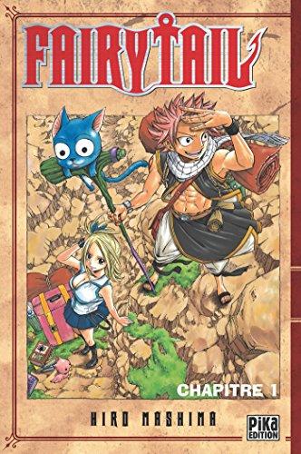 Couverture du livre Fairy Tail Chapitre 1