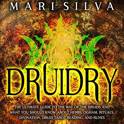 Druidry cover art