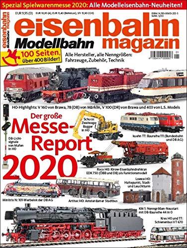 Messe-Report 2020: Der große Modellbahn-Neuheiten-Report 2020