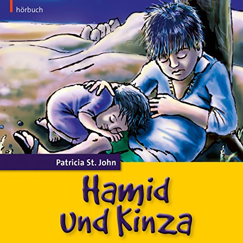 Hamid und Kinza audiobook cover art
