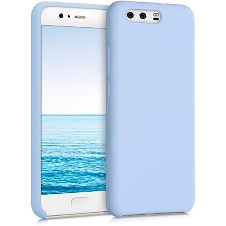 kwmobile Coque pour Huawei P10 - Coque Housse - Housse de téléphone Bleu Clair Mat