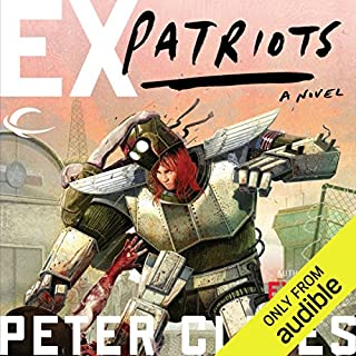 Couverture de Ex-Patriots
