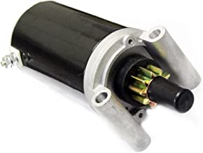 Caltric Starter Compatible With Cub Cadet Tractor SLT1550 SLT1554 Kohler 25HP 27HP Courage Twin Gas 2005-2006