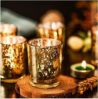 Support de pour Bougies Chauffe-Plat Une Lueur Douce et ambiante Cuivre D/écoration /él/égante Design en cuivre Magnifiquement grav/é Tom Dixon Photophore en cuivre grav/é