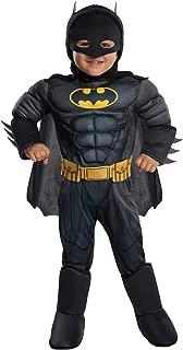 Rubie's DC Comics Toddler Deluxe Batman Costume, X-Small