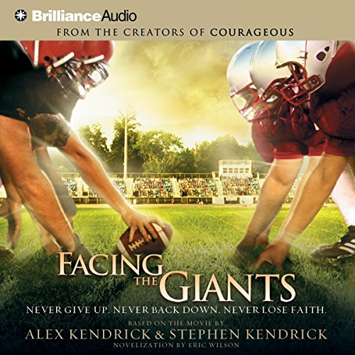 Facing the Giants audiobook cover art
