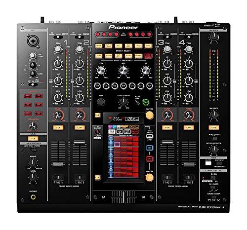 DJM-2000nexus 4-Kanal-Digitalmixer